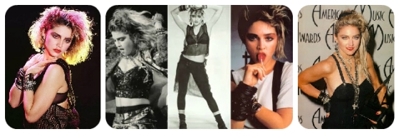 Madonna Collage
