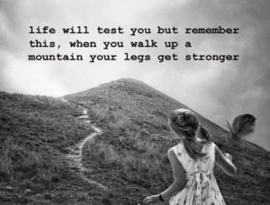 Life Will Test You